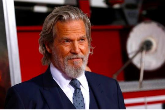 Aktor Jeff Bridges terima penghargaan Cecil B. DeMille 2019