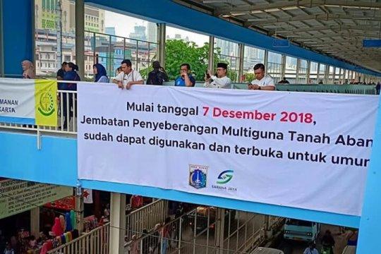 Transjakarta: transportasi di Tanah Abang semakin tertib