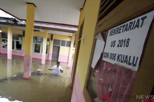 Kampar berstatus tanggap darurat banjir