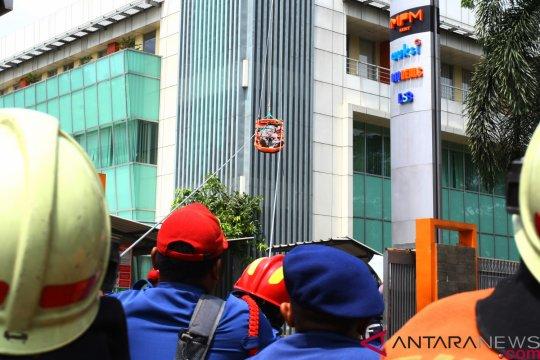 Gedung Telkom Ambon terbakar, jaringan telekomunikasi sempat terputus