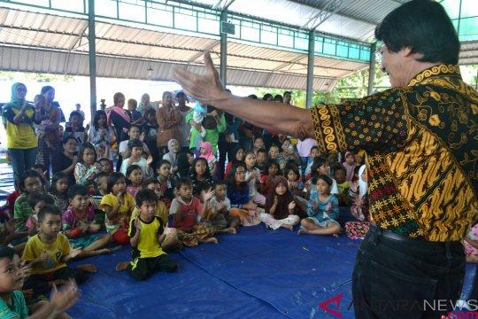 Kak Seto katakan anak-anak Indonesia harus dididik mitigasi bencana