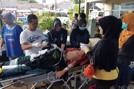 Seluruh rumah sakit Banten siaga tangani korban tsunami