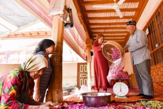 Uighur dalam pusaran isu global