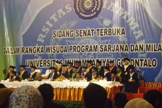Penelitian konferensi keadilan sosial dipaparkan di Universitas Muhammadiyah Gorontalo
