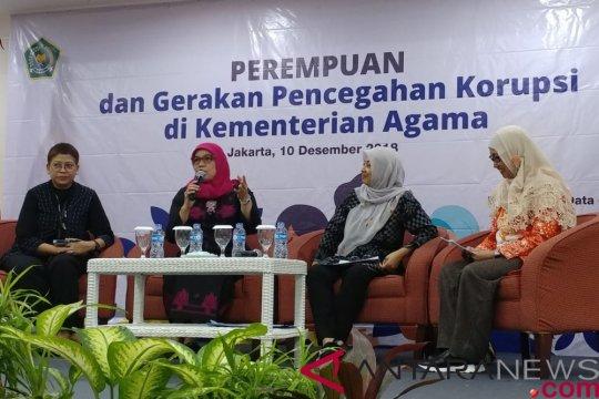 KPK apresiasi gerakan perempuan antikorupsi Kemenag SPAK