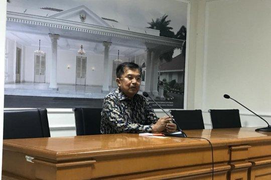Jusuf Kalla tegaskan tidak mudah selidiki dugaan pelanggaran HAM masa lalu