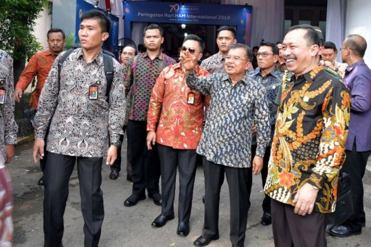 Jusuf Kalla: Pilkada tak langsung solusi minimalkan korupsi