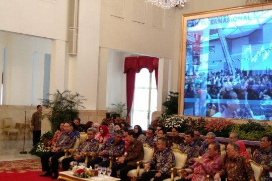 Jokowi katakan aturan keuangan negara jangan berdasar kecurigaan