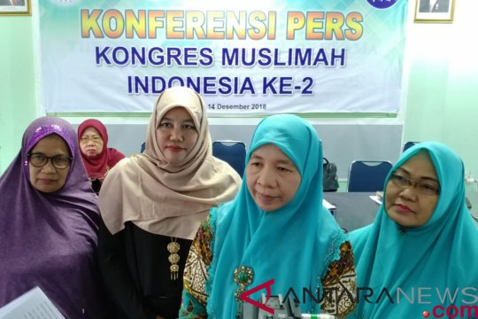 Kongres Muslimah II bahas tren perceraian