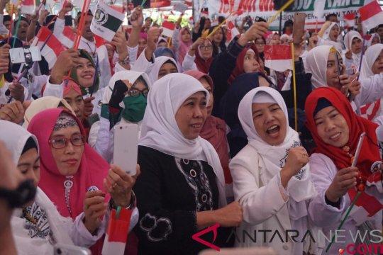 JKSN gelar deklarasi pemenangan Jokowi-Ma'ruf di Taiwan