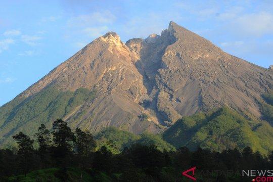 BPPTKG: intensitas guguran lava Merapi masih rendah