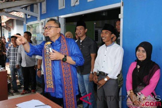 Ketua MPRI RI ajak masyarakat sebarkan virus kebaikan jelang tahun politik