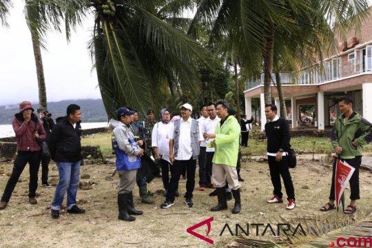 Sejumlah aksi disiapkan percepat pemulihan pariwisata Selat Sunda