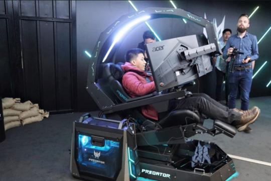 Acer Indonesia janji hadirkan produk gaming dari CES 2019