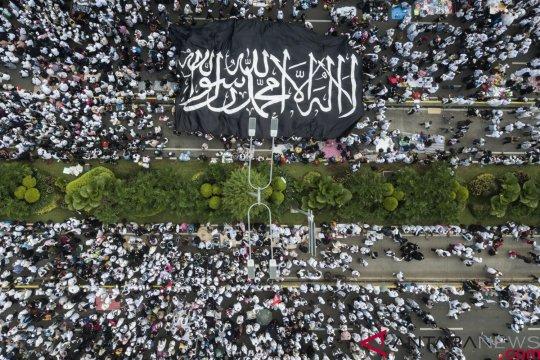 Video hoaks kepulangan Habib Rizieq menjelang Reuni 212