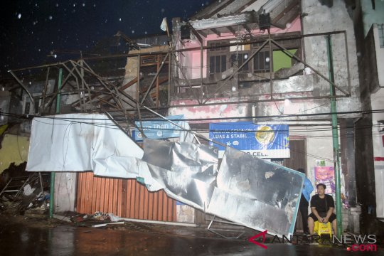 Wali Kota Bogor instruksikan penyaluran bantuan bencana puting beliung