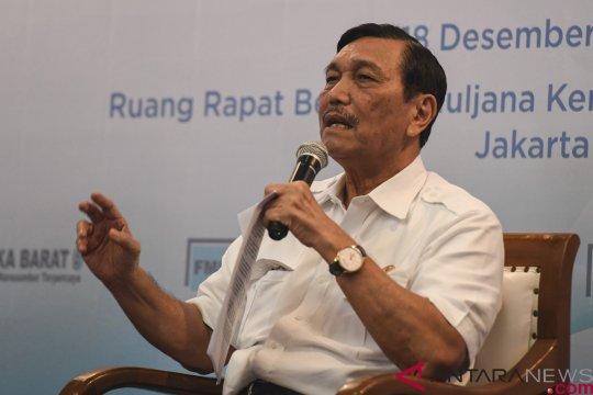 Tabloid Indonesia Barokah, Luhut anggap tidak sebarkan hoaks