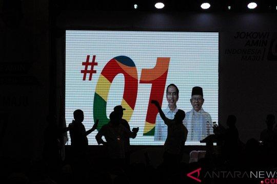 Deklarasi TKD Jokowi-Ma