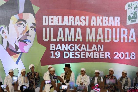 Deklarasi Ulama Madura Untuk Jokowi