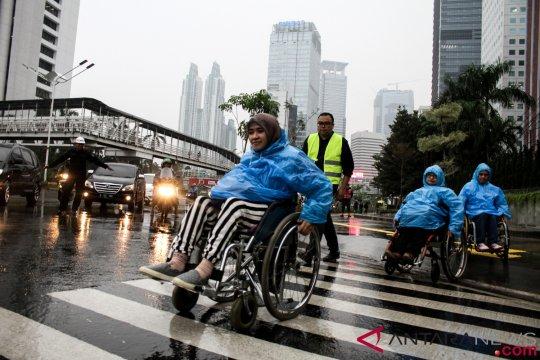 Kartu disabilitas seharusnya tidak dipahami sebagai kartu bansos