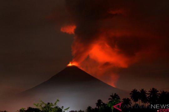 Masyarakat diminta waspada pascaletusan Gunung Soputan