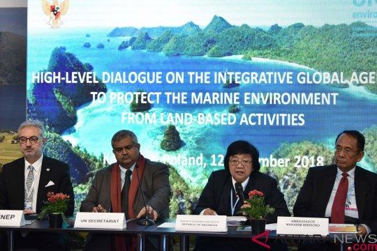 Penanggulangan Pencemaran Laut