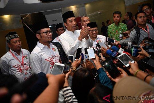 Jokowi hargai dukungan La Nyalla