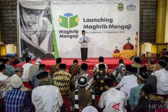 Program Maghrib Mengaji