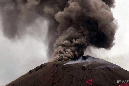 PVMBG sebut untuk timbulkan tsunami perlu ada runtuhan masif