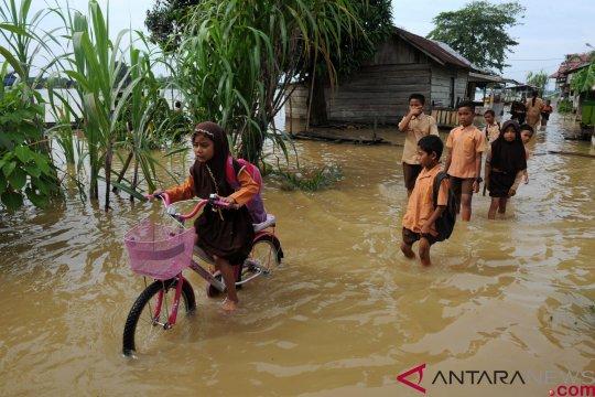 Banjir Luapan Sungai Batanghari