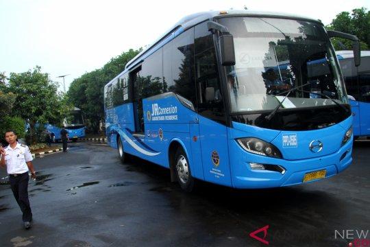 AP II implementasikan digitalisasi layanan bus di bandara Soekarno-Hatta