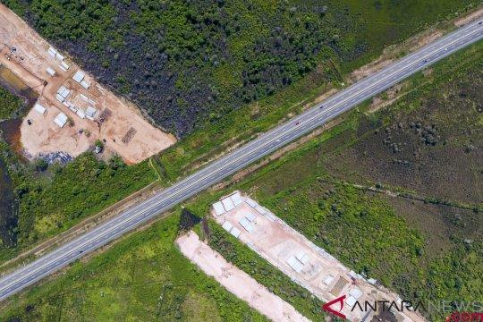 Menhub-Polri koordinasi amankan jalur mudik lebaran Pelembang-Lampung