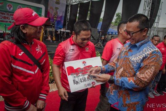 Pemberian Bonus Pelatih Asian Para Games