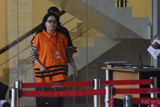 Pemeriksaan Perdana Arlene Manurung