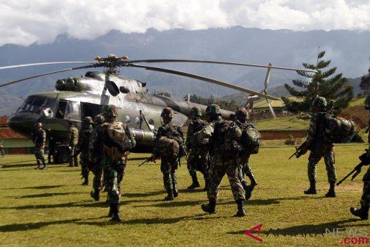 Ryamizard Ryacudu tegaskan kelompok bersenjata Papua adalah pemberontak