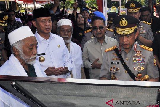 Peningkatan Tipe Polda Banten