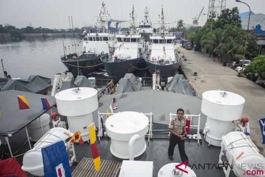 DPR: Modernisasi alutsista Polairud tekan kejahatan perairan