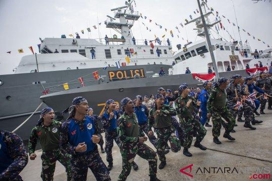 450 prajurit TNI di perbatasan Papua kembali ke Kalbar