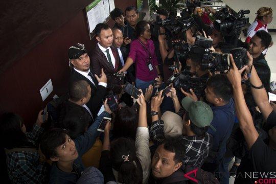 Ahmad Dhani ajukan tanggapan terhadap penolakan jaksa