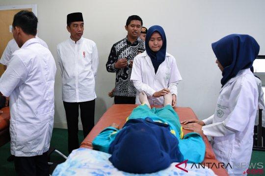 Presiden Mengunjungi Universitas Aisyiyah