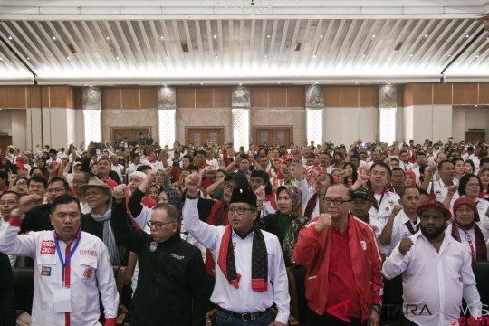 Rakornas Aliansi Relawan Jokowi