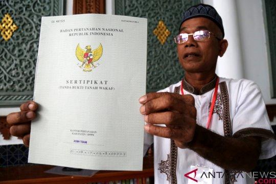 Kementerian Agama perbaiki regulasi wakaf