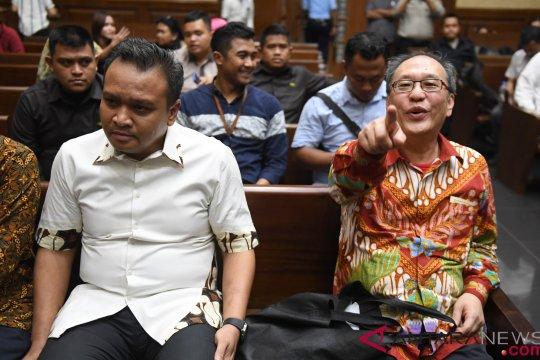 Vonis Made Oka Masagung dan Irvanto Hendra Pambudi
