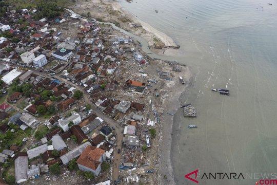 Tagana Gorontalo bujuk warga turun dari pengungsian