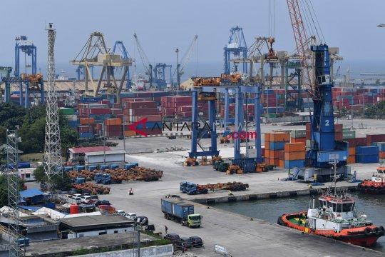 Januari 2019 neraca perdagangan Indonesia defisit 1,16 miliar dolar