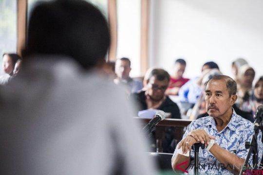 Vonis Mantan Bupati Bandung Barat