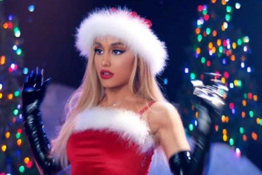 Mariah Carey lalu Ariana Grande, ini lagu populer rayakan Natal