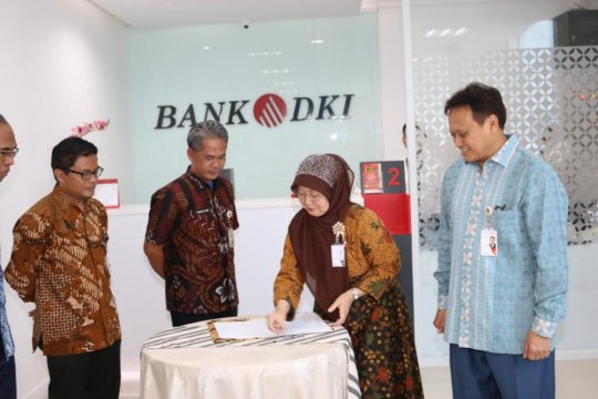 Menjelang tutup buku, Bank DKI tambah tujuh kantor layanan