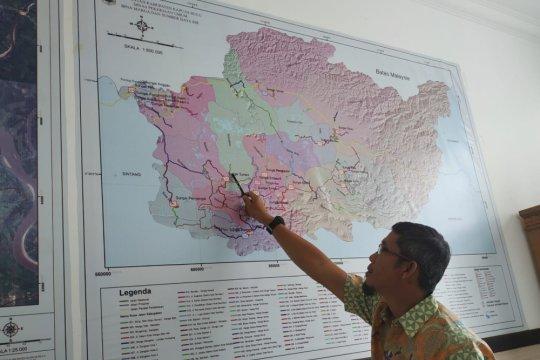 Simpang empat Melapi Putussibau Selatan rawan kecelakaan