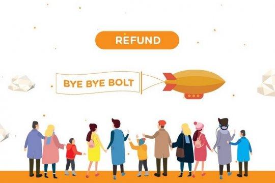 Bolt dan First Media sudah layani ribuan pelanggan yang refund